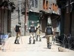 Five militants, four forces' personnel killed in Kashmir gunfight