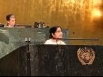 Terror masterminds roam free in Pakistan, says Sushma Swaraj at UNGA