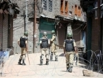 Terrorist killed during gunfight with security forces in Jammu and Kashmir