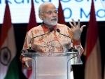 Narendra Modi shares fitness video on social media