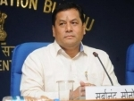 Sonowal warns contractors of legal action for delay in Majuli protection project implementation