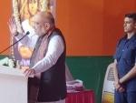 Mamata doing vote bank politics over NRC: Amit Shah at Kolkata rally