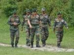 Army Chief Bipin Rawat visits LAC in Arunachal Pradesh
