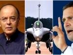 Rahul Gandhi spreading falsehood about Rafale deal: Arun Jaitley