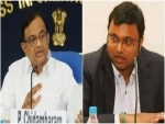 P Chidambaram, son Karti charged in Aircel-Maxis case