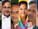 Poll results of five states to be out tomorrow, countdown to 2019 begins