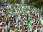 Kisan rally: Agitating farmers call off protest after midnight march in Delhi