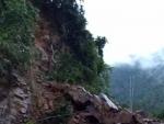 Massive landslides block NH-44 in Meghalaya, thousand vehicles stranded