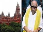 Madras HC grants permission to bury Karunanidhi in Chennai's Marina Beach