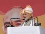 PM Modi to address rally in Rajasthan today