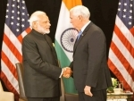 PM Modi holds meeting with US VP Machael Pence in Singapore