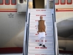 PM Modi returns to country after concluding three-nation visit