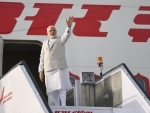 PM Modi leaves for Russia to attend informal summit with Vladimir Putin