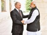 Narendra Modi holds bilateral meeting with Vladimir Putin in Sochi