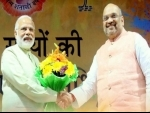 Ahead of crucial polls, Modi-Shah to meet BJP Chief Ministers today