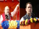 Election is due in Italy, Amit Shah takes dig at Rahul Gandhi