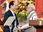 India and Vietnam sign three agreements in the presence of PM Narendra Modi and President Tran Dai Quang