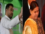 Railway hotel case: Delhi court grants bail to Rabri Devi, Tejashwi Yadav