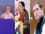 Nirmala Sitharaman caught of lying on Rafale deal, must resign: Rahul