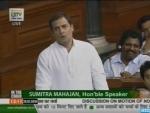Rahul Gandhi must apologize to nation: Anurag Thakur
