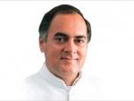 Rajiv Gandhi death anniversary: Sonia, Rahul, Priyanka pay tributes to former Prime Minister
