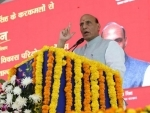 No discrimination against anyone in the country: Rajnath Singh on Archbishop's letter