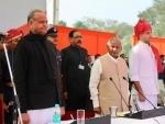 Ashok Gehlot sworn in as Rajasthan CM, Pilot Deputy CM