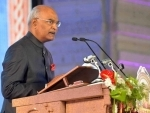 President of India Kovind to preside over two-day Conference of Governors and Lt. Governors on June 4-5, 2018 at Rashtrapati Bhavan