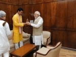 Biplab Deb now triggers controversy with his comments on PM Modi's family