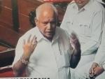 BS Yeddyurappa quits as Karnataka CM ahead of floor test, Cong calls it victory of democracy