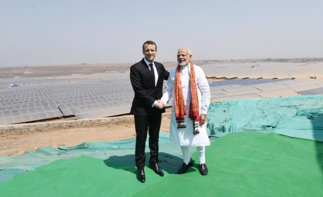PM Modi, Macron sign 14 pacts: Full text of India-France joint statement