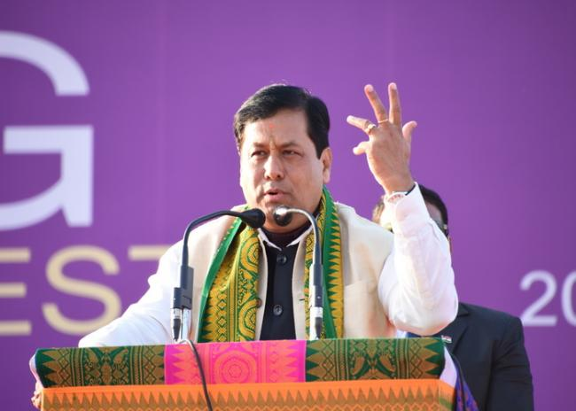 Dwijing festival will help in growth of state economy: Assam CM Sonowal