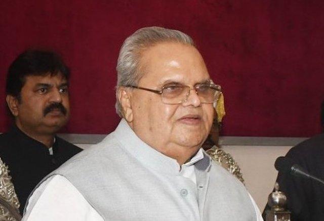 Jammu and Kashmir governor under 'transfer threat'