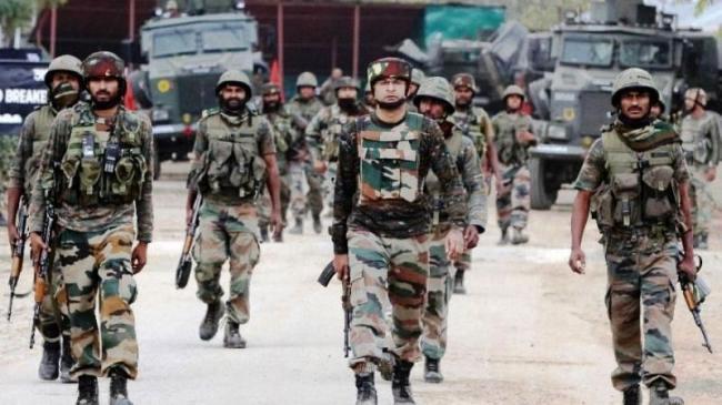 Overnight firing, encounter in Srinagar continues
