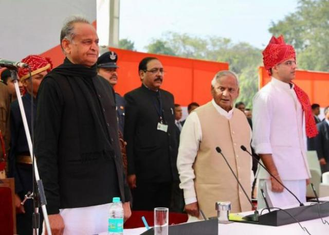 We'll work as two engines of Rajasthan govt: Pilot on Gehlot