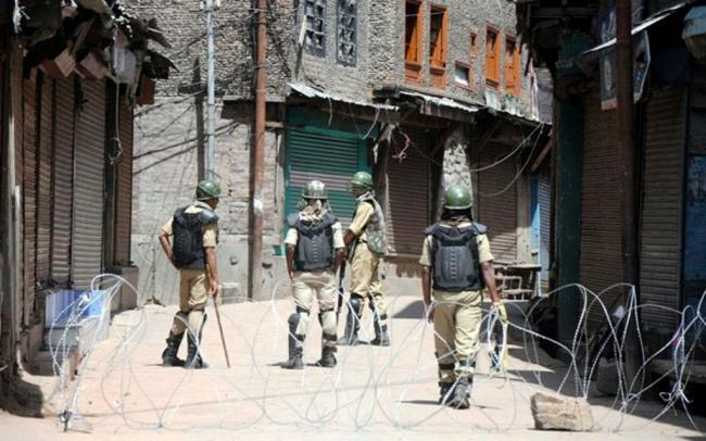 Jammu and Kashmir: One terrorist killed