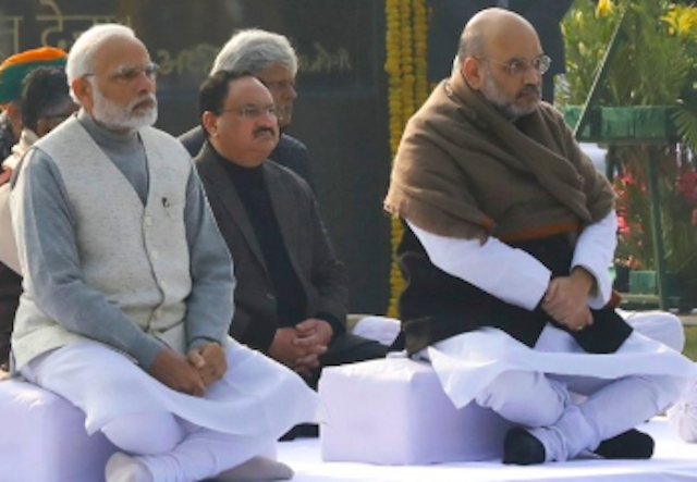 BJP appoints in-charges for 17 states, Chandigarh