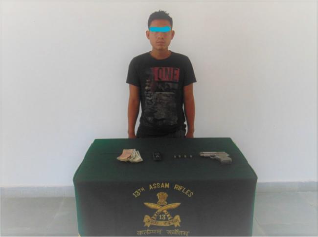 Assam Rifles nabs hardcore NSCN (R) militant in Arunachal Pradesh