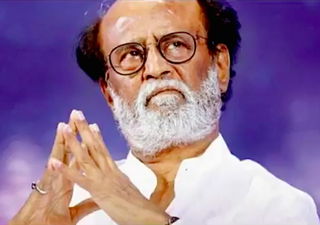 Superstar Rajinikanth set to launch TV news channel