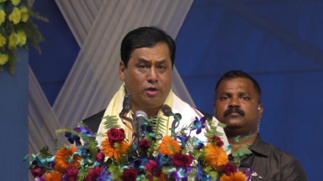 Sarbananda Sonowal wishes new Tripura CM