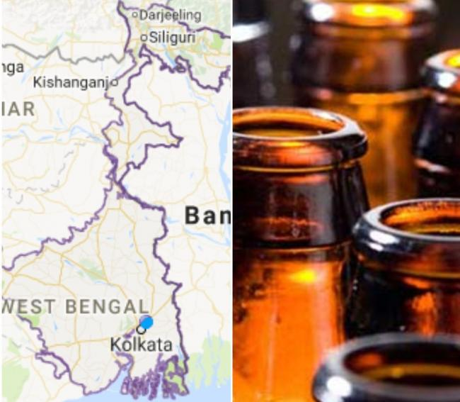 Again a hooch tragedy claims eight lives in West Bengal, four arrested
