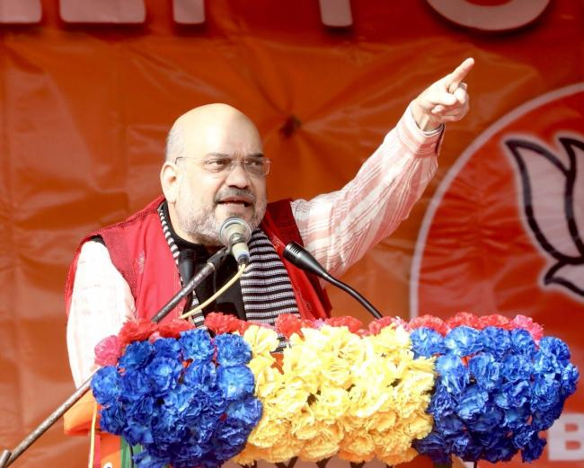 Siddaramaiah government proved to be most unsuccessful since independence: Amit Shah