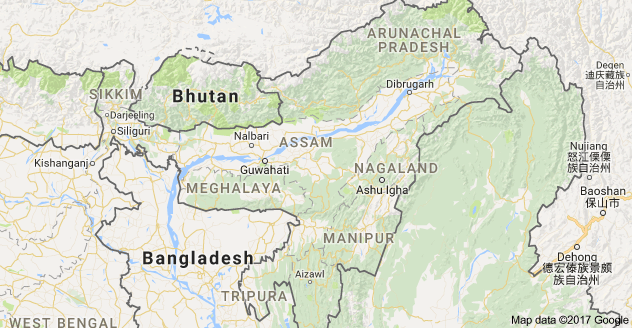 Death of a youth in police custody triggers violent protest in Assam, one protester killed, several others injured