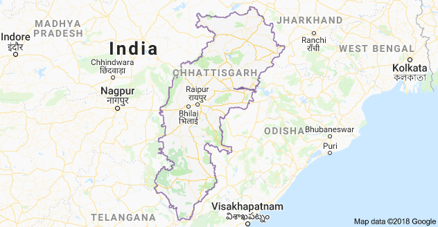 Chhattisgarh: Seven maoists killed in encounter with security forces