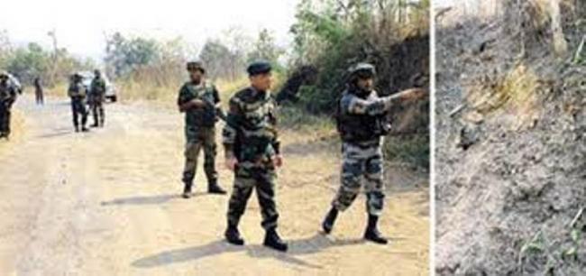 Assam Rifles troops apprehend four NSCN (K) militants