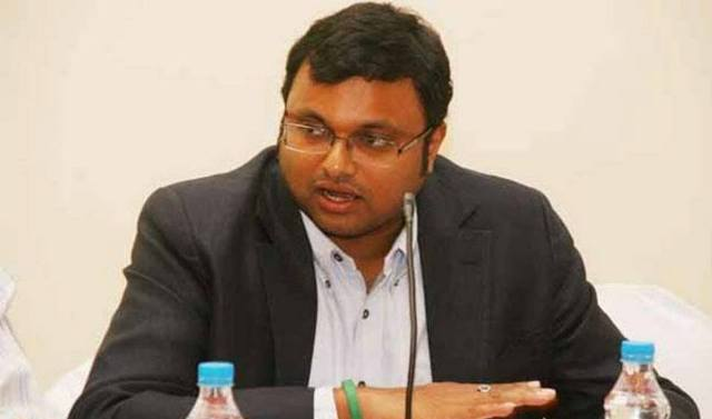 Supreme Court refuses to urgently hear Karti Chidambaram's request to travel abroad