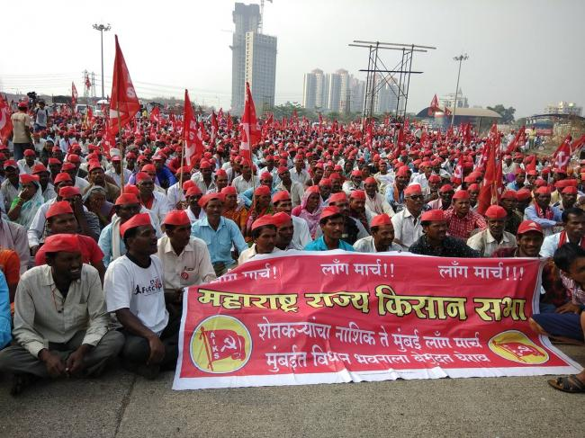 Mumbai Farmers Call Off Strike After Agreement With Maharashtra