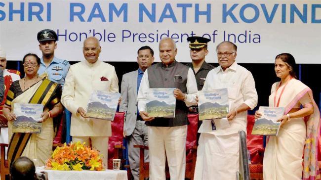 Engagement between TN, Punjab goes back a long way, says Kovind