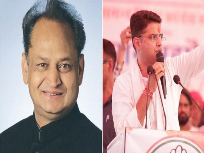 Ashok Gehlot, Sachin Pilot both to contest Rajasthan polls