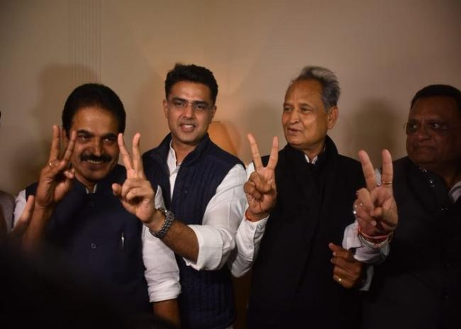 Congress leaders to pick Rajasthan CM today